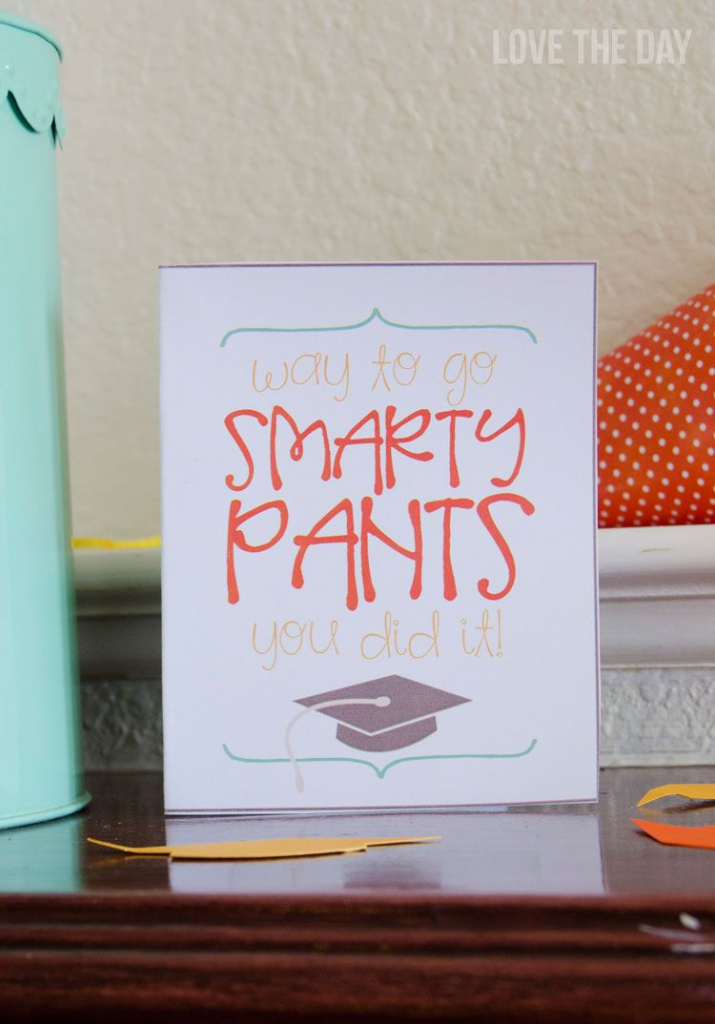Free Printable Graduation Card| Firstgradefaculty | Printable Preschool Graduation Card