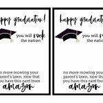 Free Printable Graduation Card   Paper Trail Design | Free Printable Graduation Cards
