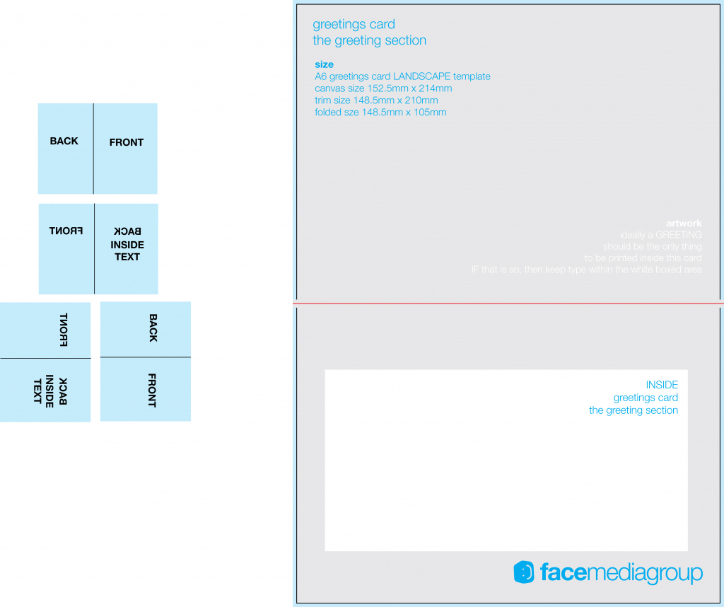 Free Printable Greeting Card Templates - Kleo.bergdorfbib.co | Printable Greeting Card Template