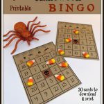 Free Printable Halloween Bingo Game With 30 Cards, Call Sheet And | Free Printable Bingo Cards And Call Sheet