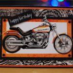 Free Printable Harley Davidson Birthday Cards | Birthdaybuzz | Harley Davidson Cards Printable
