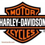 Free Printable Harley Davidson Birthday Cards Lovely Harley Davidson | Harley Davidson Cards Printable