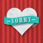Free Printable Holiday Cards, Gift Tags & Wrapping Paper Apology   Free Printable Apology Cards