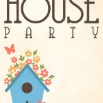 Free Printable House Party Invitation | Fonts/printables/templates | Free Printable Housewarming Invitations Cards