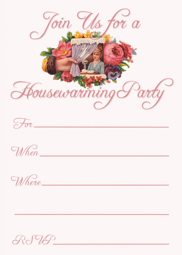 Free Printable Housewarming Party Invitations | Housewarming | Free Printable Housewarming Invitations Cards