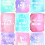 Free Printable Kindness Cards   Kid + Kin | Free Printable Kindness Cards