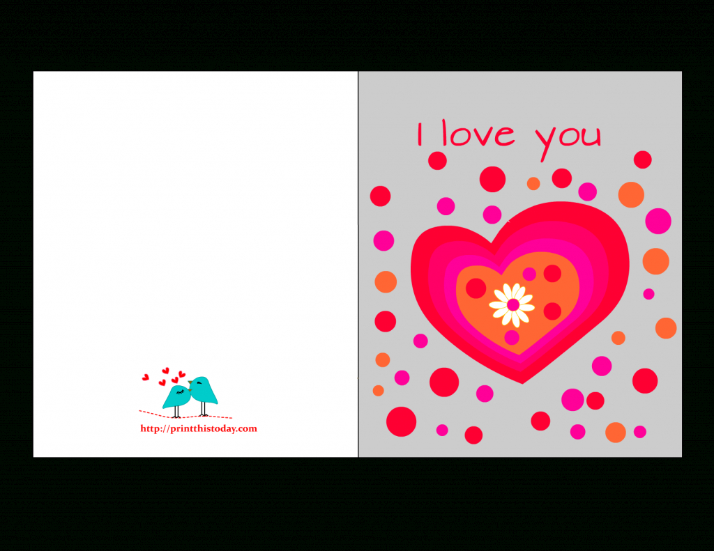 Free Printable Love Cards For Him | Printable Romantic Cards For Her