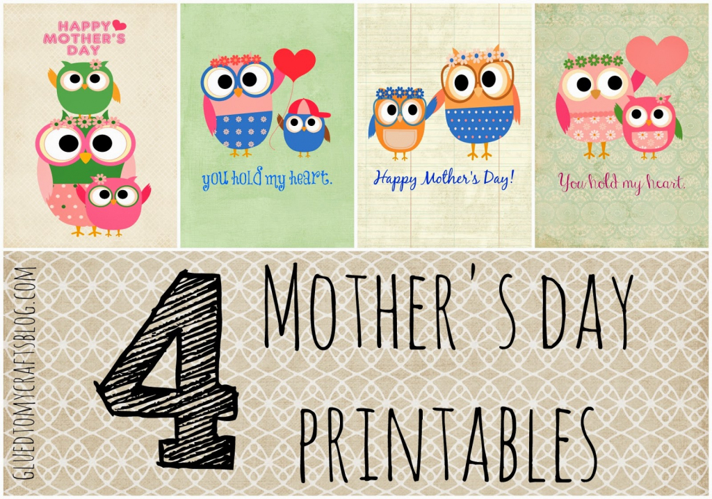 Free Printable Mother's Day Cards (Pdf) | Cisdem | Free Printable Mothers Day Cards To My Wife
