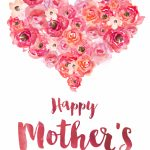 Free Printable Mother's Day Cards   The Cottage Market | Printable Mom's Day Cards