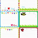 Free Printable Note Cards Template   Canas.bergdorfbib.co | Free Printable Note Cards