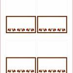 Free Printable Place Card Templates Christmas | Free Printables | Free Printable Place Card Templates Christmas