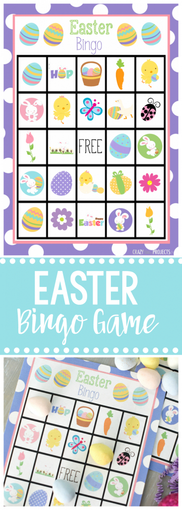 Free Printable Religious Easter Bingo Cards | Free Printables | Free Printable Religious Easter Bingo Cards
