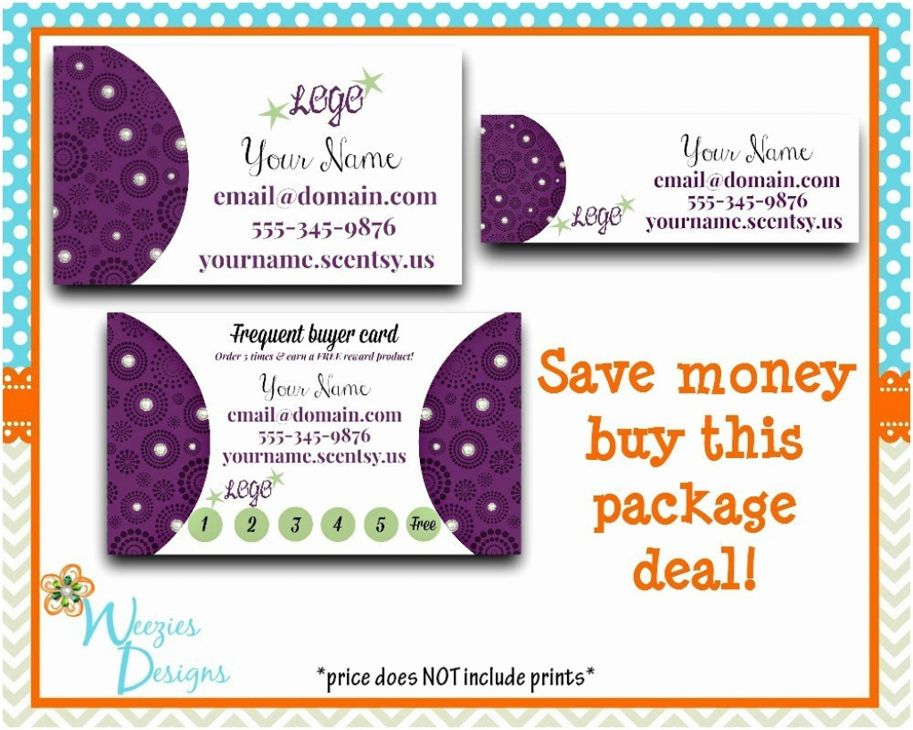 Free Printable Scentsy Business Cards Best Of Literarywondrous | Free Printable Scentsy Business Cards