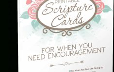 Free Printable Scripture Cards | Free Printable Scripture Cards