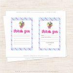 Free Printable Shopkins Thank You Card Halegrafx   Oukas | Free Printable Shopkins Thank You Cards