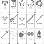 Free Printable Tarot Cards!keniakittykat On Deviantart | Printable Tarot Card Deck