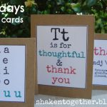 Free Printable Teacher Thank You Cards   Shaken Together | Free Printable Thank You Cards For Teachers