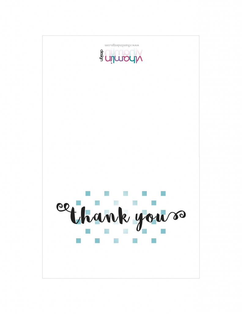 Free Printable Thank You Card - National Employee Appreciation Day | Printable Thank You Cards For Employees