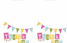 Free Printable Thank You Cards | Bake Sale Flyers – Free Flyer Designs | Thank You Card Free Printable Template