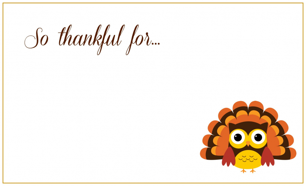 Free Printable Thanksgiving Greeting Cards | Thanksgiving Day | Free Printable Thanksgiving Cards