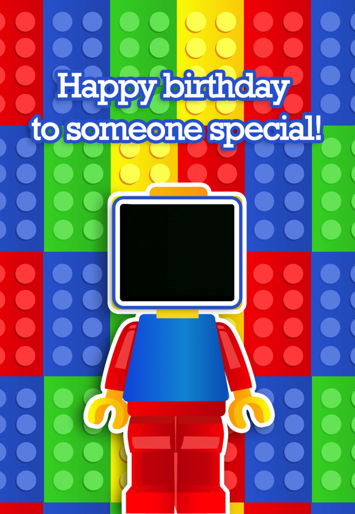"Free Printable ""to Someone Special"" Birthday Greeting Card, With An 