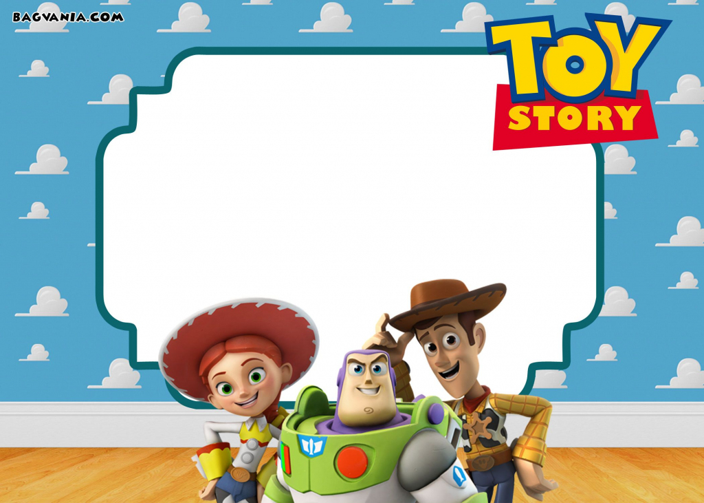 Free Printable Toy Story 3 Birthday Invitations | Free Printable | Toy Story Birthday Card Printable Free