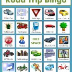 Free: Printable Travel Bingo Cards For Kids | Frugal York County | Printable Picture Bingo Cards For Kids