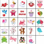 Free Printable Valentine Memory Game | Free Printable Matching Cards