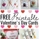 Free Printable Valentines Cards   Meet Penny | Free Printable School Valentines Cards