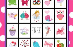 Printable Mothers Day Bingo Cards