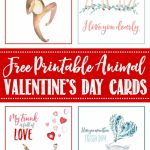 Free Printable Valentine's Day Cards And Tags   Clean And Scentsible | Happy Valentines Day Cards Printable