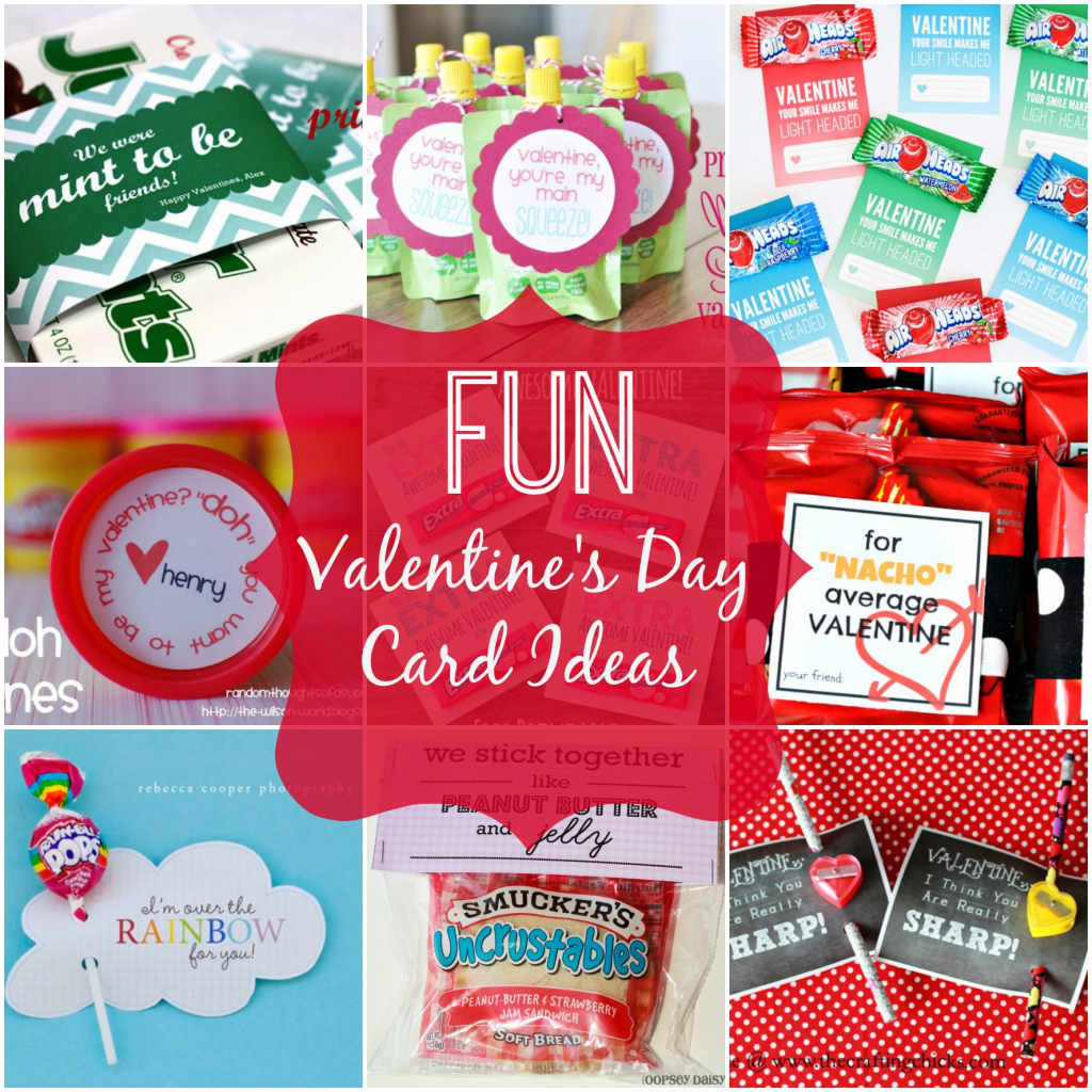 Free Printable Valentine's Day Cards - Ftm | Valentine's Day Card Ideas Printables