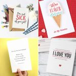Free Printable Valentine's Day Cards | Printable Valentine Cards For Husband