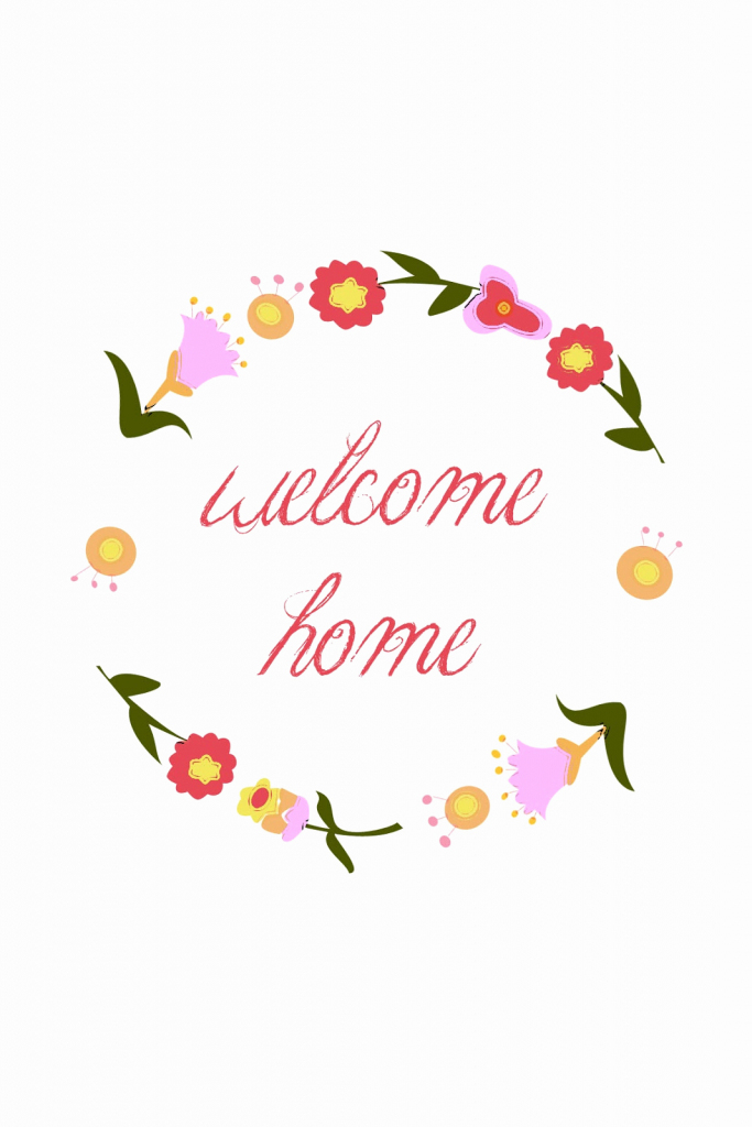 Free Printable Welcome Home Cards - Tduck.ca | Welcome Home Cards Free Printable