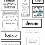 Free Printables   Great Additions To Scrapbooks & Smash Books | Free Printable Greeting Card Sentiments