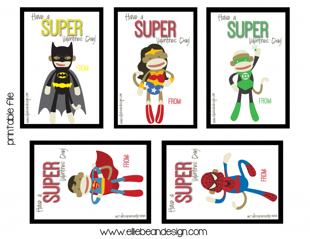Free Superhero Valentine Cliparts, Download Free Clip Art, Free Clip | Free Printable Superman Valentine Cards