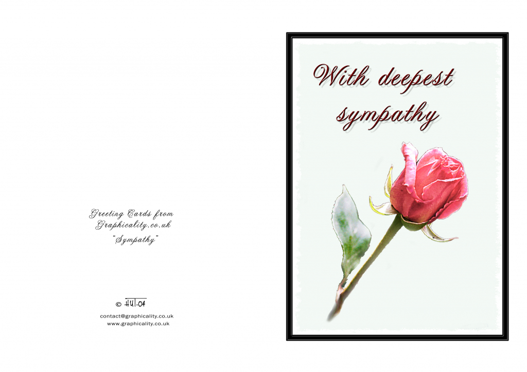 Free Sympathy Cards To Print - Kleo.bergdorfbib.co | Thank You Sympathy Cards Free Printable