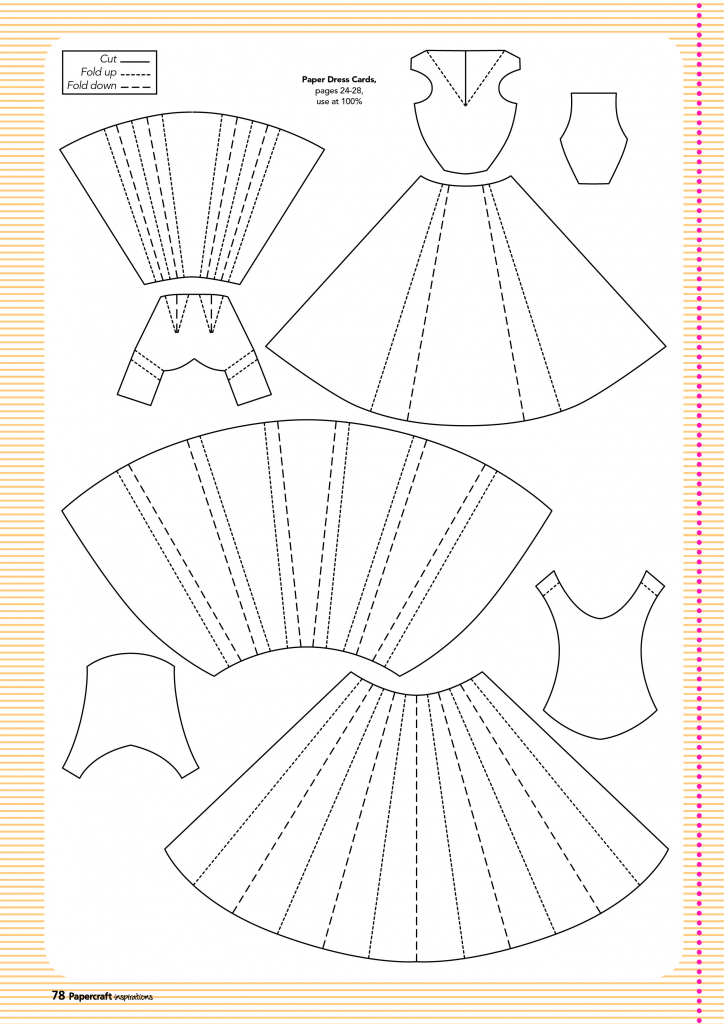 Free Templates From Papercraft Inspirations 129 | Cards-N-Tags | Printable Card Making Templates