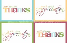 Fill In The Blank Thank You Cards Printable Free
