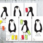 Free Valentine Penguin Cliparts, Download Free Clip Art, Free Clip | Printable Penguin Valentine Cards