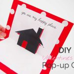 Free Valentines Day Printable Card: Cute Pop-Up! – Sew In Love | Free Valentine Printable Cards For Husband