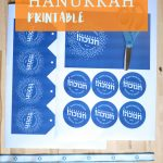 Freebie Archives   Isralove | Printable Hanukkah Cards To Color