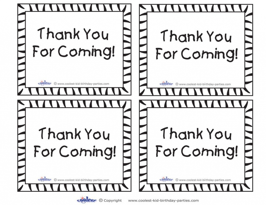 Free+Printable+Tags+Thank+You+Cards | Tags | Pinterest | Free | Thank You For Coming Cards Printable