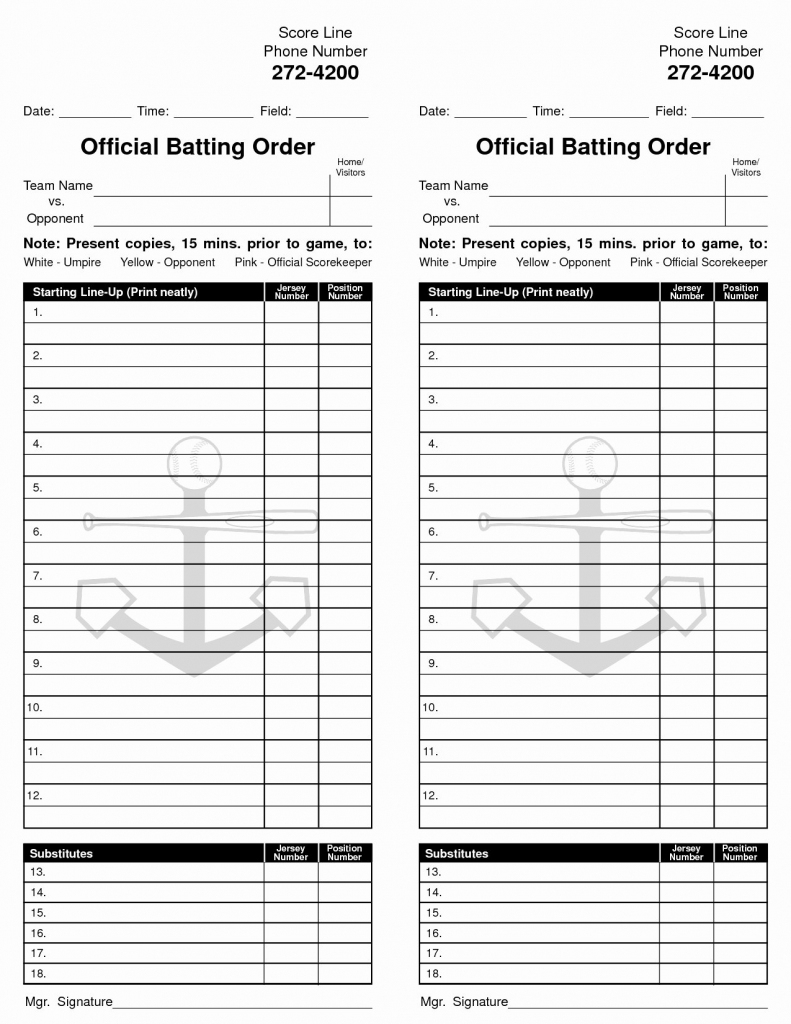 Persnickety image throughout printable baseball lineup cards