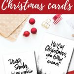 Funny And Free Printable Christmas Cards | Holiday Idea Exchange | Free Printable Holiday Cards