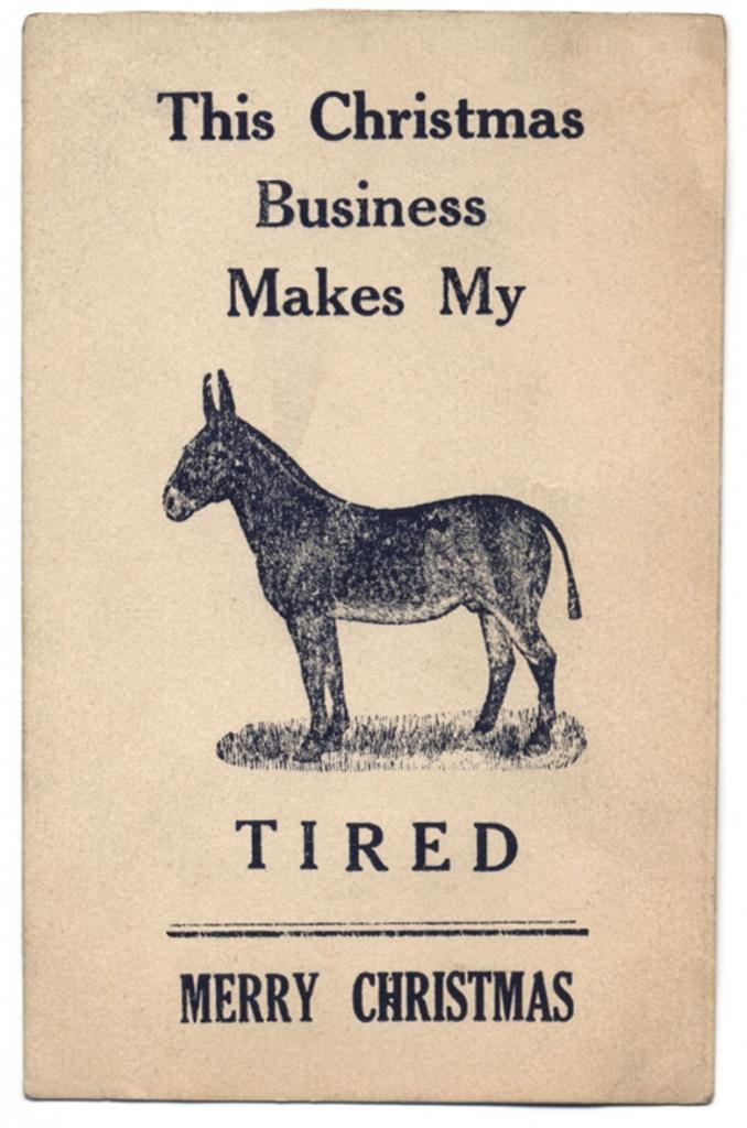 Funny Christmas Cards: Vintage, Printable Xmas Greetings | Printable Xmas Cards Online