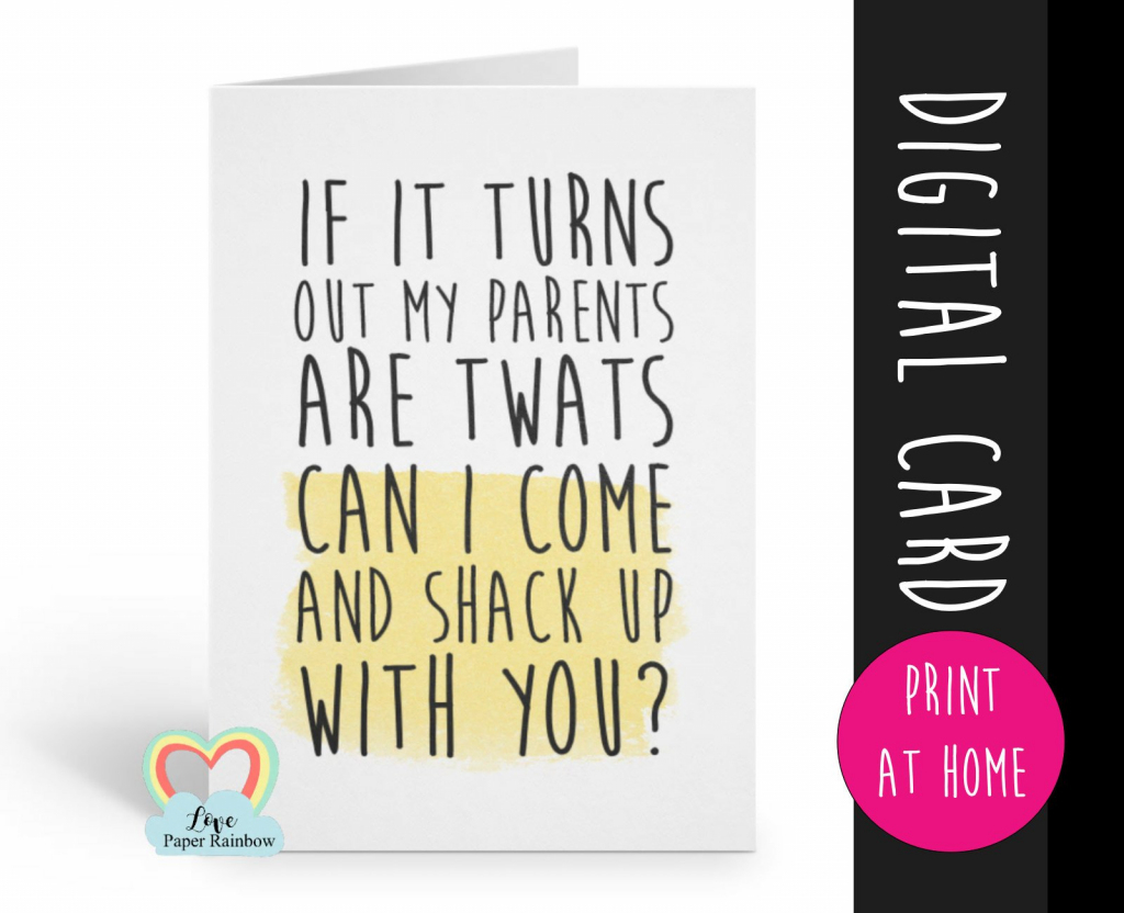 Funny Godfather Card Printable Godmother Card Will You Be My | Will You Be My Godfather Printable Card