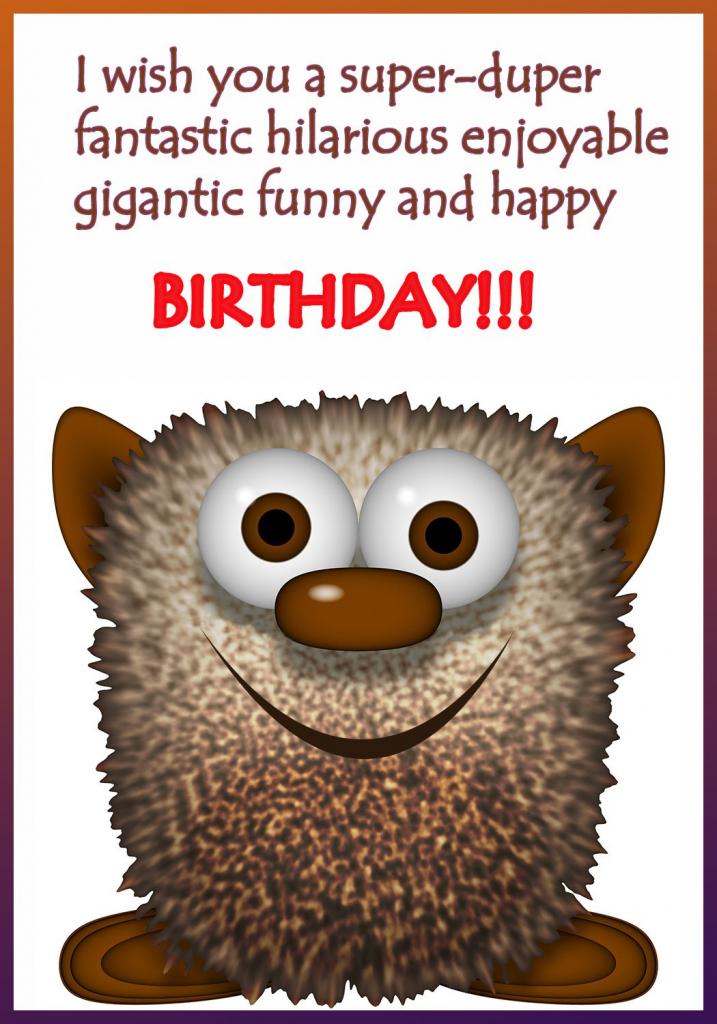 Funny Printable Birthday Cards | B-Day | Pinterest | Funny Printable | Funny Printable Birthday Cards