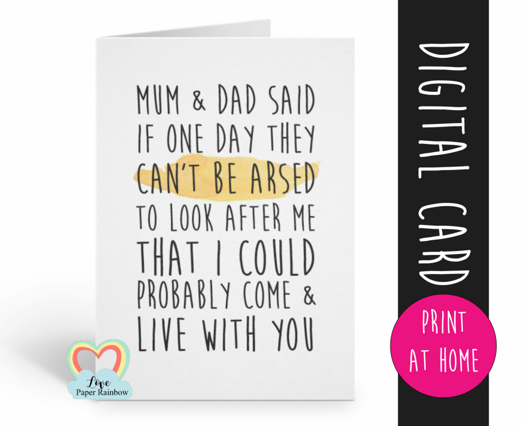Funny Will You Be My Godfather Card Printable, Godfather Card, Printable | Will You Be My Godfather Printable Card