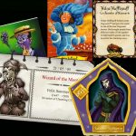 Fw – The Harry Potter Lexicon | Printable Harry Potter Wizard Cards